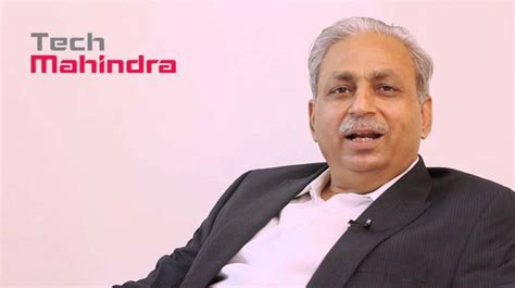 Executive Mba Tcs Employees by Tech Mahindra Ceo Earned More Than Tcs Infosys Wipro