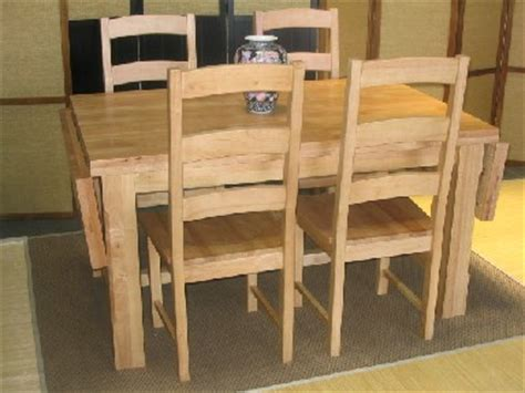 What Is Rubberwood Furniture Rubberwood Dining Set
