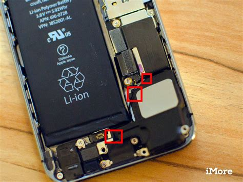 Iphone 4 Loudspeaker Assembly 1 how to fix a broken lightning dock in an iphone 5s imore