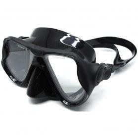 Promo Pvc Neck Pillow High Rest H0t019 Bantal Udara kacamata selam scuba diving tempered glass black jakartanotebook