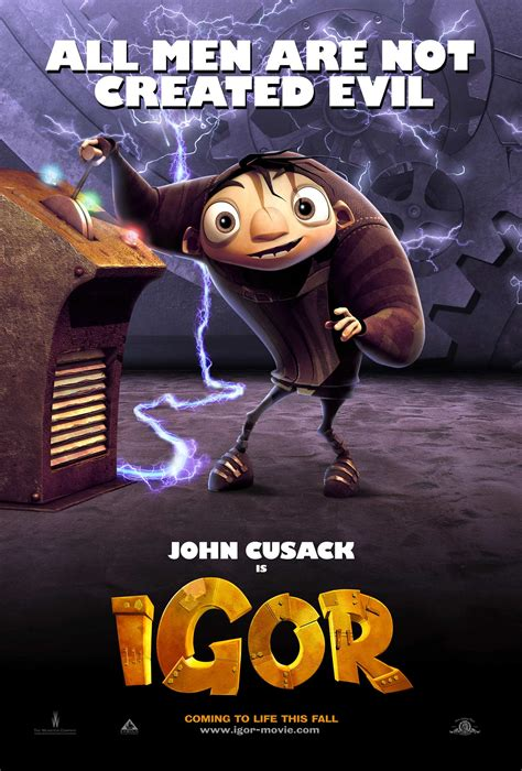 film cartoon film john cusack is mad scientist s hunchbacked lab assistant