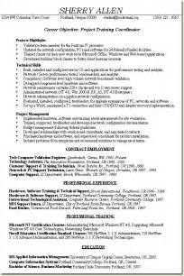 Hr Coordinator Sle Resume by Human Resources Executive Resume Airline Industry Sle