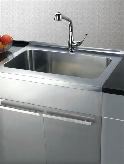 stainless steel kitchen sink cabinet stainless steel sink base cabinets kitchen san