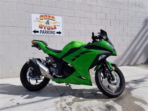 Kawasaki Dealers In Utah by Kawasaki 300 Motorcycles For Sale In Utah