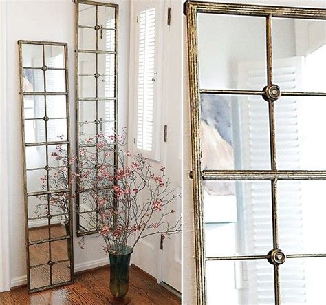 Window Mirrors Decorative by 25 Best Ideas About Window Pane Mirror On