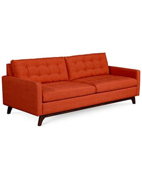 karlie fabric sofa furniture macy s