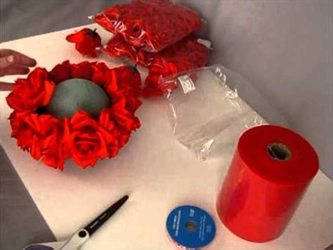 Cheap Vases For Wedding Centerpieces Diy Pomander Aka Kissing Ball Youtube