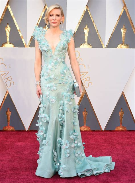 Oscars Carpet Cate Blanchett by Cate Blanchett Is Ageless At The 2016 Academy Awards
