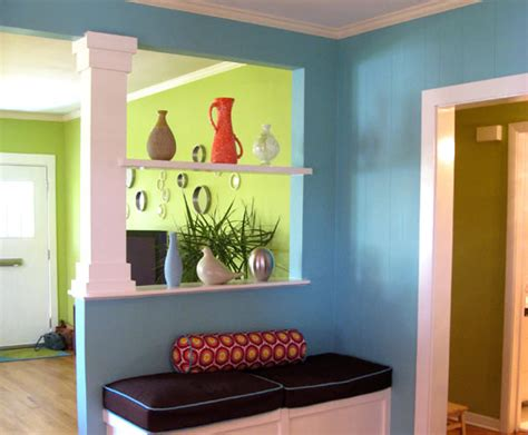 wall paint colors casual cottage
