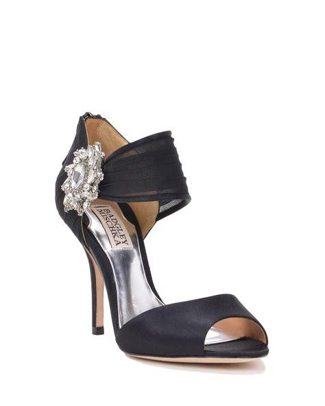 mishka shoes badgley mischka galya embellished evening shoe in