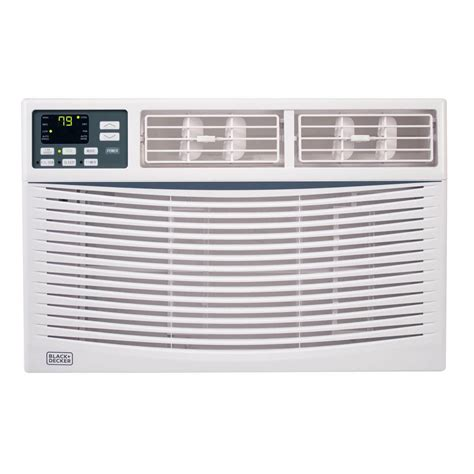 black decker 10 000 btu window air conditioner with remote