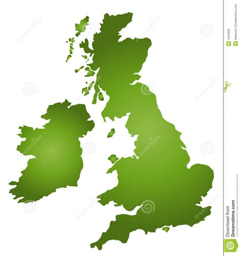 clipart uk united kingdom map clipart