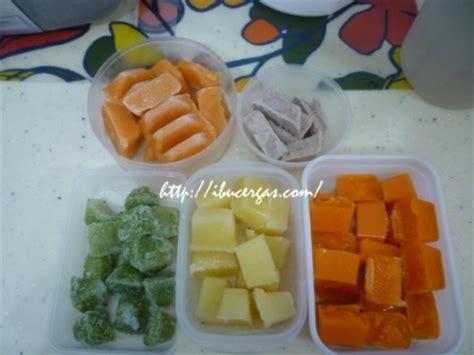 Food Dan Fruit Feeder Xibeiempeng Buah makanan bayi yang sihat tanpa pengawet