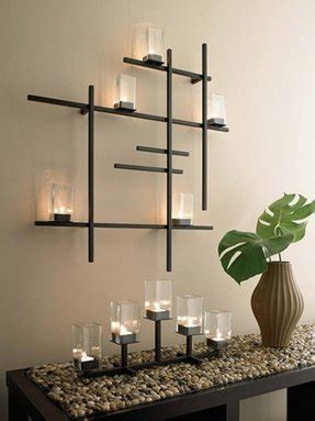 Modern Candle Wall Sconces by Modern Wall Candle Holder Foter