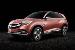 Acura Suv X Acura Concept Suv X Left Front 1 Photo 9