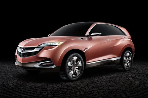 acura concept suv x left front 1 photo 9