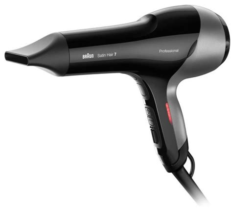 Braun Satin Hair Dryer 7 Review by Braun Hd780 Satin Hair 7 Senso Care Hair Dryer Price