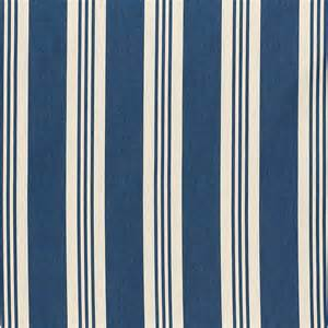 Striped Upholstery Fabric Stripe Navy Easycare Fabric By The Yard