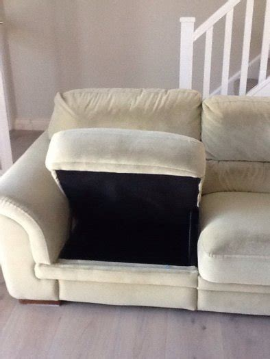 two seater sofa with storage 2 seater storage sofa and foot rest for sale in cabinteely