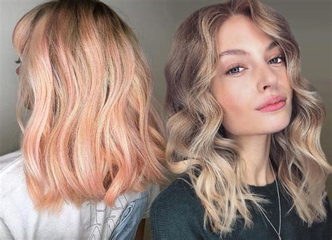 summer hair color 53 beautiful summer hair colors trends tips for 2019