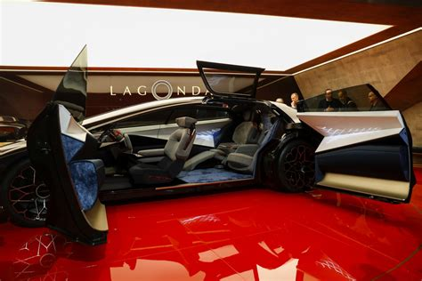 aston martin sedan interior aston martin revives lagonda luxury with a radical