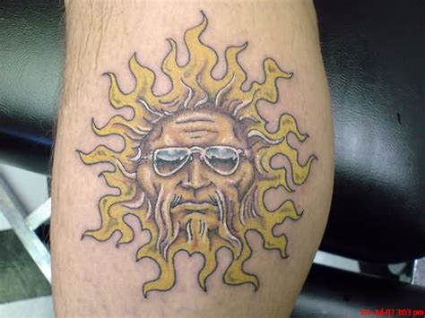 hippie sun tattoo 12 hippie sun designs