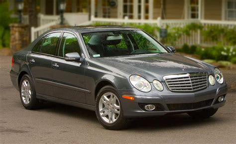 how to learn about cars 2007 mercedes benz c class security system review photo and video review of mercedes benz e350 2007 year allgermancars net