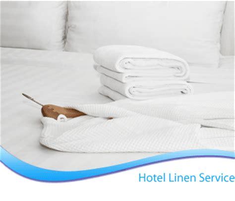 linen service hotel linen service