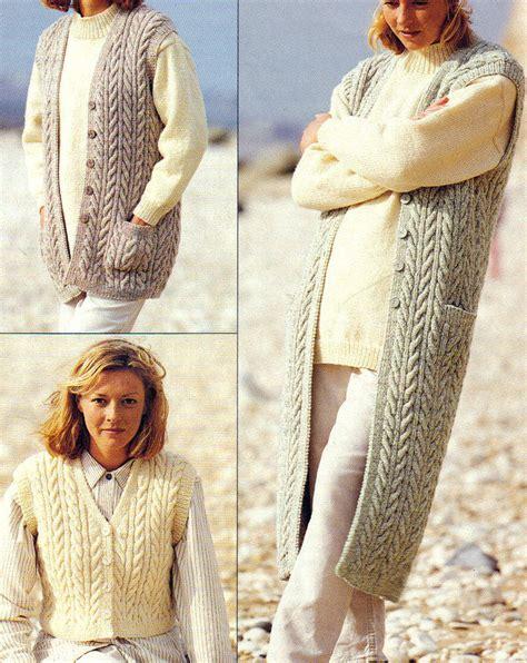 knitting patterns english woman s weekly vintage knitting patterns women s cardigans jackets