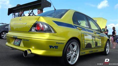 Fast And Furious Evo | 2 fast 2 furious evo paul walker s mitsubishi has a new