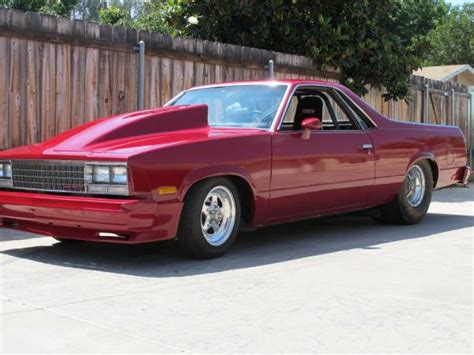 el camino drag car bangshift com round tube back half g body el camino small