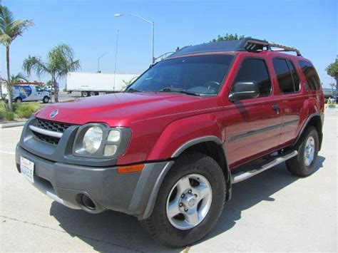 2003 nissan xterra suv 2003 nissan xterra xe v6 4dr suv in anaheim ca auto hub inc