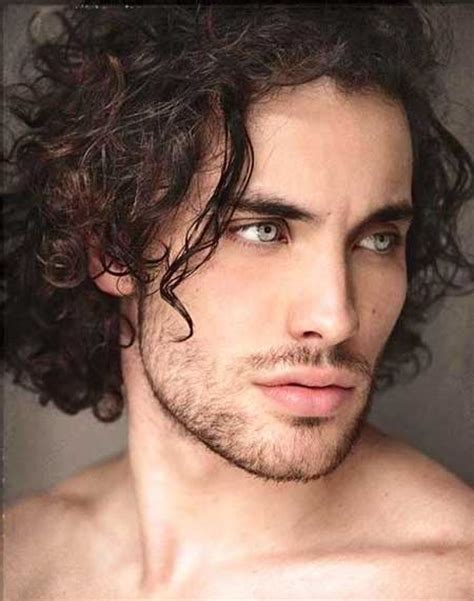 soft curl shaggy hairstyles men haircuts for curly hair mens hairstyles 2018