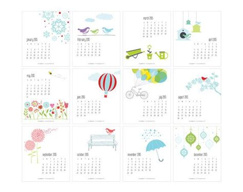 cd calendar template cd photo calendar template print calendar