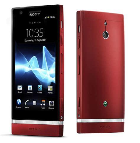 Sony Xperia L By Avkaiz Shop sony ericsson xperia p lt22i android smart phone 8mp