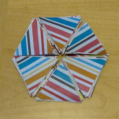 How To Make A Flexagon Out Of Paper - how to make a flexagon out of paper 28 images how to