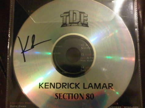 kendrick lamar autograph genius