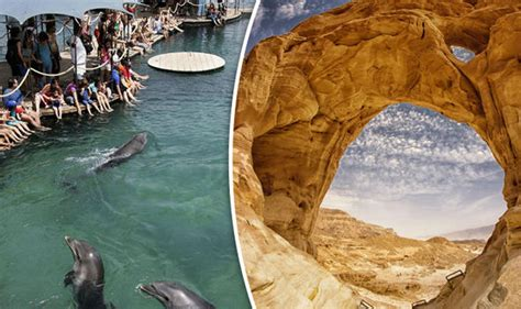 caroline poh a bustling country town in south australia israel chill out in the mall or explore the waters in the