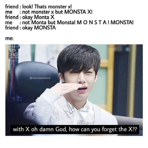 Monsta X Memes - monsta x memes kpop mememino amino