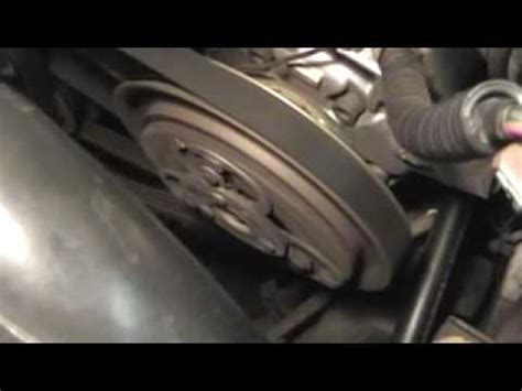 automobile air conditioning repair 2007 nissan frontier engine control 2000 nissan frontier ac clutch has gone bad youtube