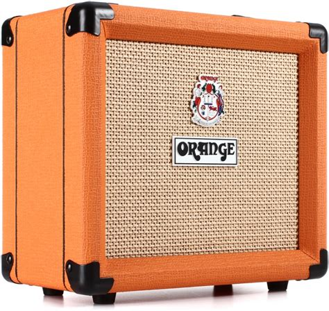 Orange Guitar Lifier Crush 12 orange crush 12 12 watt 1x6 quot combo sweetwater