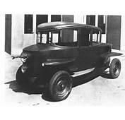1921 Rumpler Tropfenwagen  Milestones