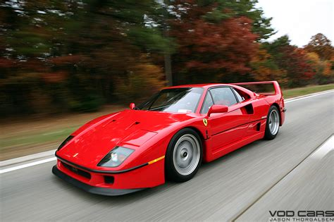 ferrari f40 ferrari f40 hd wallpapers desktop wallpapers