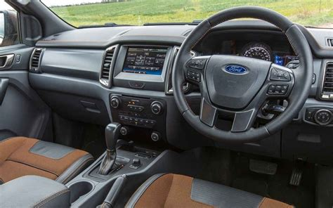 ford ranger interior 2018 ford ranger release date price and specs car