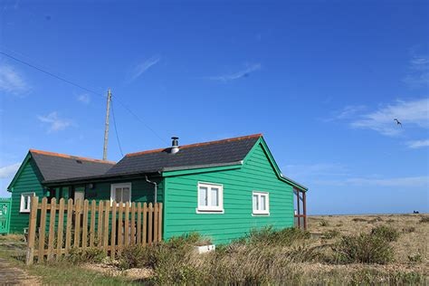 cool cottages in kent travel the guardian