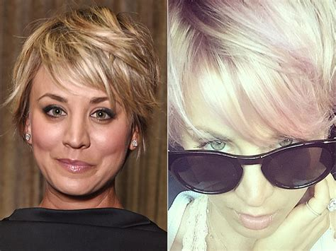 how to style hair like kaley cuoco kaley cuoco sweeting my husband loved my pink hair