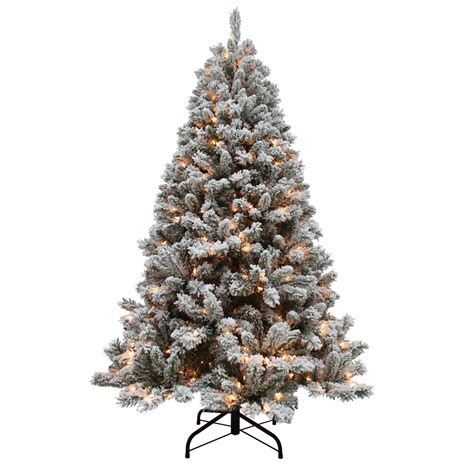 searscom white christmas tree d b 6 5 pre lit alberta spruce tree sears
