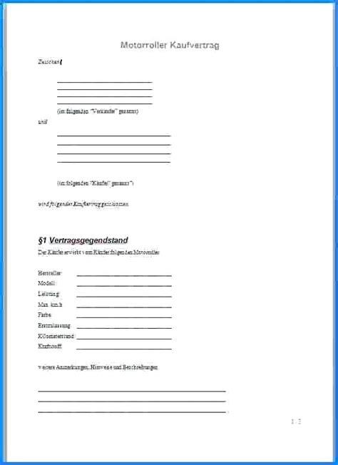 Kaufvertrag Auto Kostenlos Runterladen by Kaufvertrag Garten Kaufvertrag Privat Gartenhaus