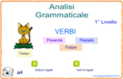 delle emozioni verbi delle emozioni analisi grammaticale verbi il