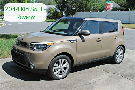 Kia Soul Review 2014 2014 Kia Soul Car Review